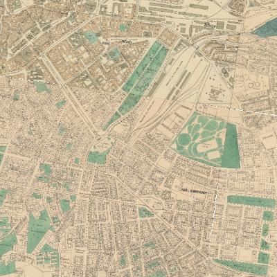Archiv mapových podkladů