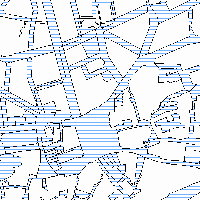 Majetek Hl. m. Prahy - parcely