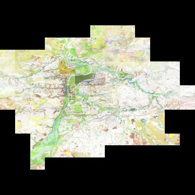 Inženýrskogeologické mapy A - geologické poměry