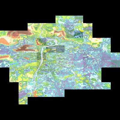 Inženýrskogeologické mapy C - mapa hydrogeologických poměrů