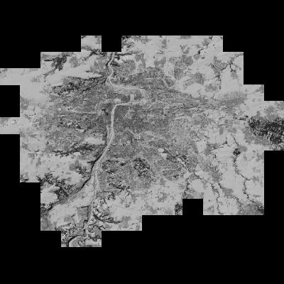 Digitální stínovaný model povrchu